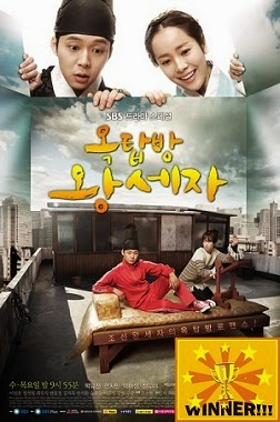 The Best Korean Drama of 2012 - Rooftop Prince