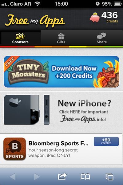 Guía para Ganar Giftcard de iTunes o Amazon Probando Aplicaciones en la App Store 2