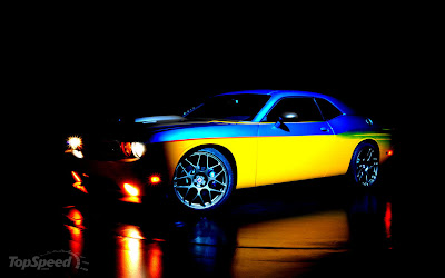 Tim McGraw - dodge challenger