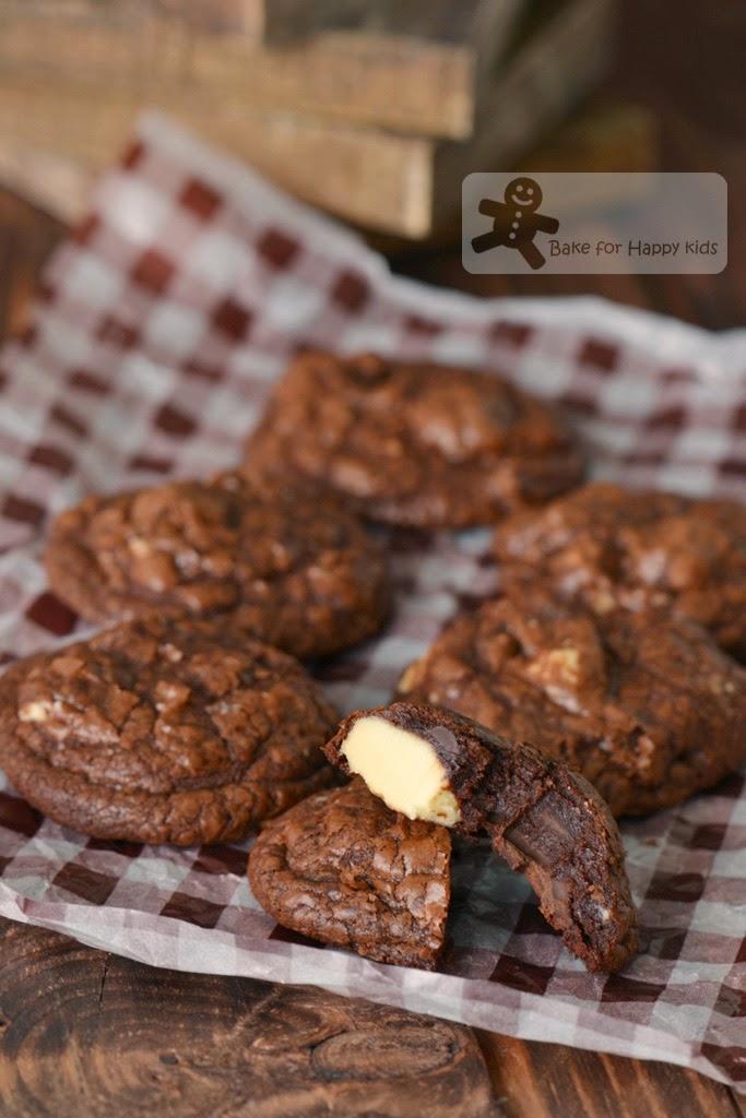 triple chocolate cookies Bobby Flay