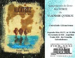 recital de gibran sousa no lançamento do livro alcatruz de vladimir queiroz