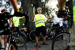 Former Bicycle Activist/Event Organizer