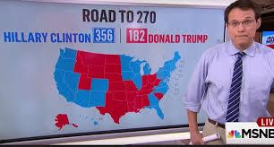 The Steve Kornacki political poll predictions