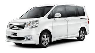 Toyota NAV 1 - Warna, Fitur dan Spesifikasi