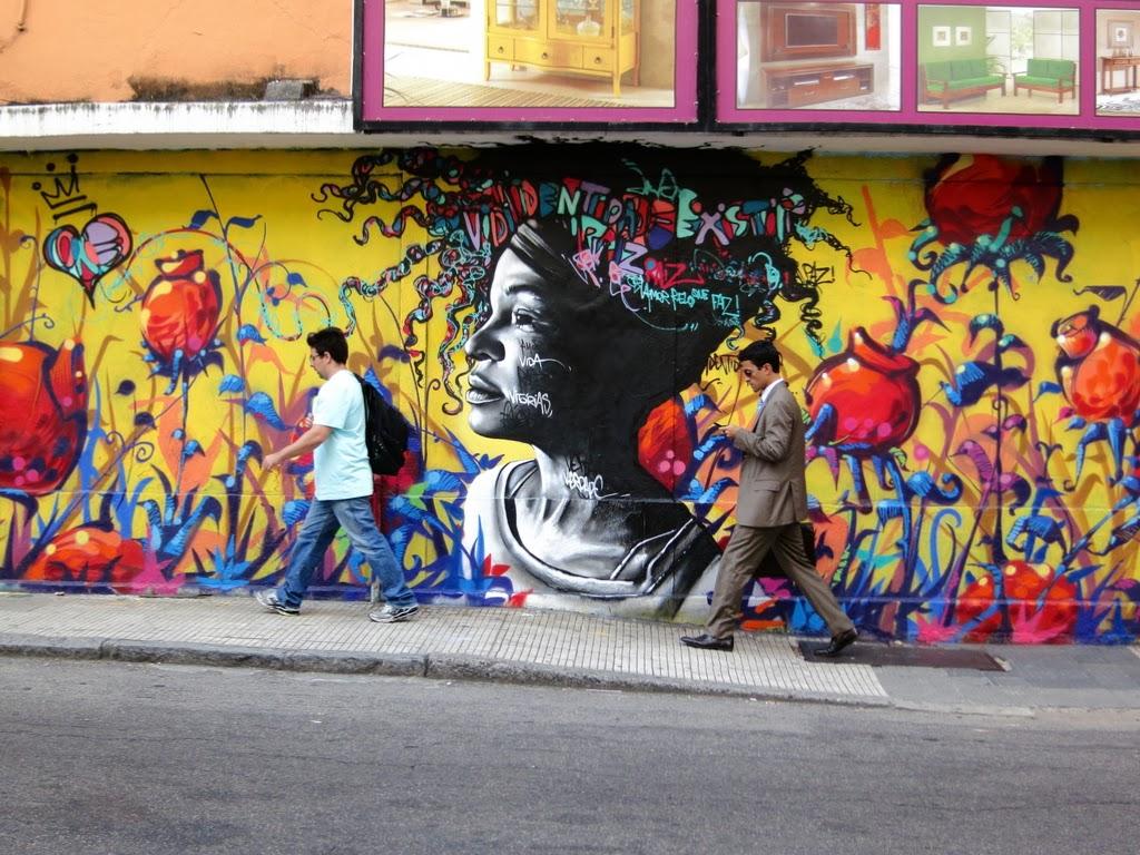 Grafite nosso de cada dia (II), by Guillermo Aldaya / PhotoConversa