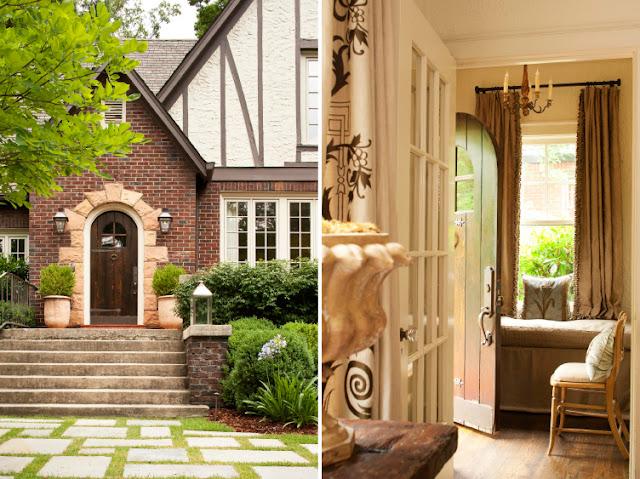 new home interior design hollywood tudor