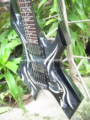 Jual Gitar Elektrik Custome Murah