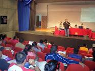 Promotores comunales en Mérida participaron en un encuentro