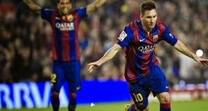 Apoel 0 x 3 Barcelona: Veja os gols de Lionel Messi