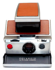 SX-70, copyright by Impossible