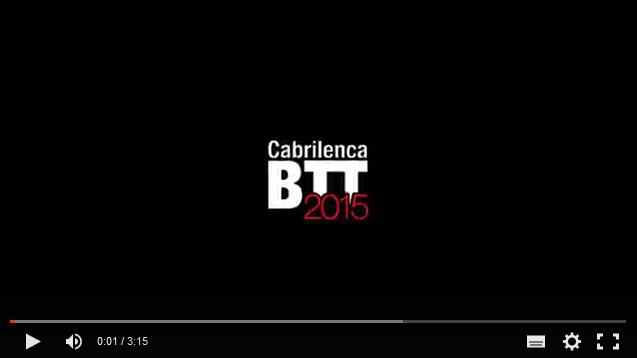 Vídeo Cabrilenca BTT 2015