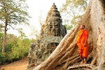Angkor Thom Great Wall