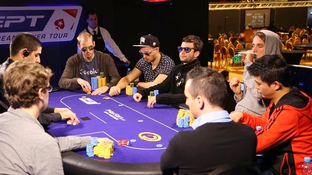 EPT 10 Praga Main Event Final Table