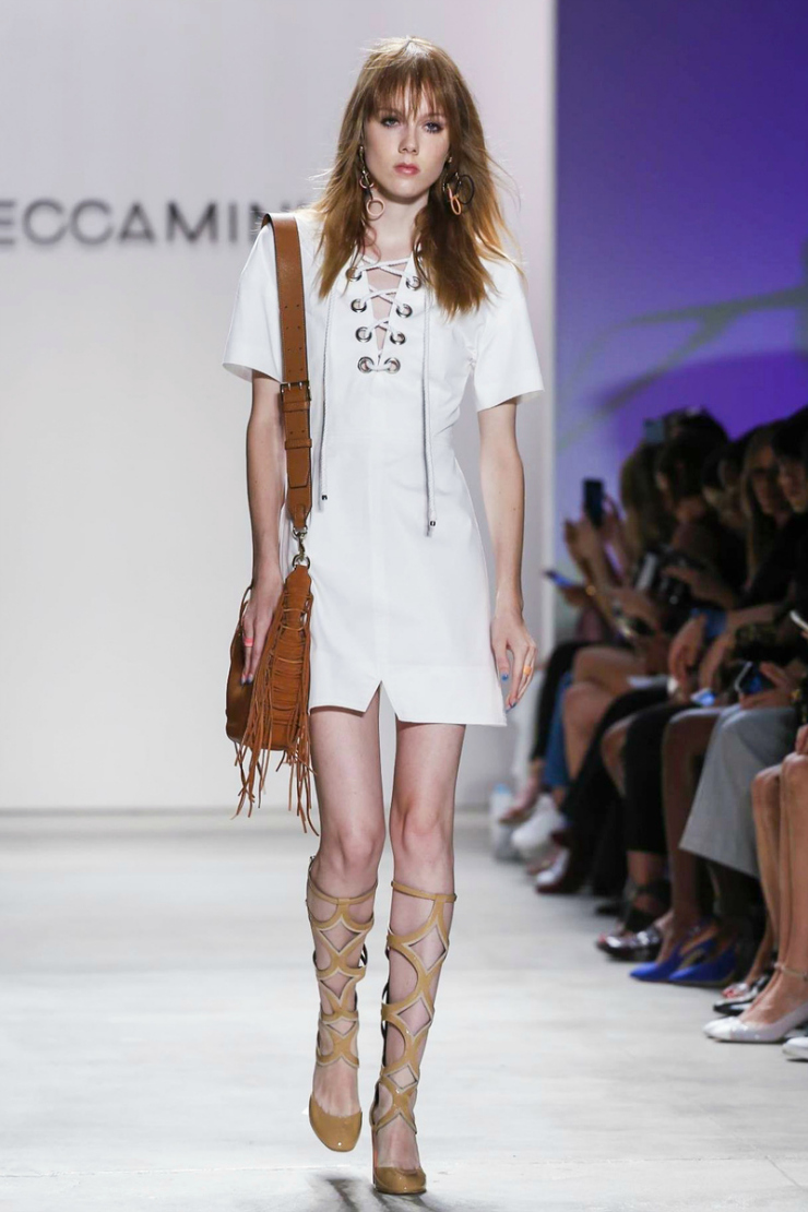 The best looks from NYFW SS16 - Rebecca Minkoff Runway
