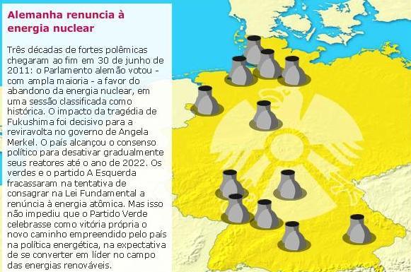 GOVERNOS DA AMÉRICA LATINA QUEREM MAIS CENTRAIS NUCLEARES… E PORTUGAL?