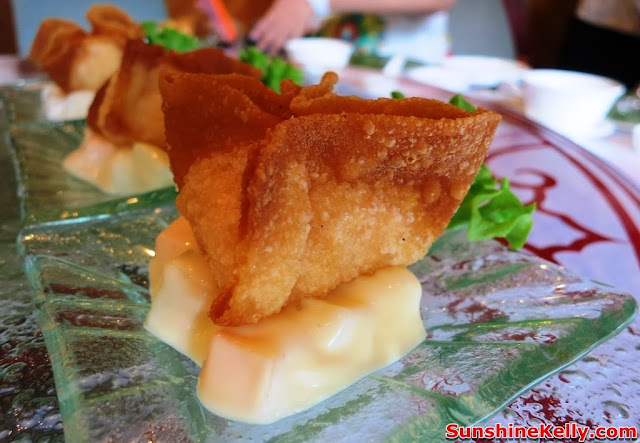 All You Can Eat Dim Sum Buffet Celestial Court Sheraton Imperial, Dim Sum Buffet, Celestial Court, Sheraton Imperial KL, food, dim sum, chinese food, Crispy Shrimps Wanton, Fruits Salad Mayonnaise