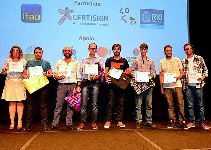 Celucine 2014 - Vencedores