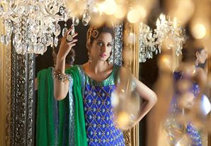 Sadaf Amir Winter Fall New Stylish Dresses Collection 2013-2014 For Women & Girls