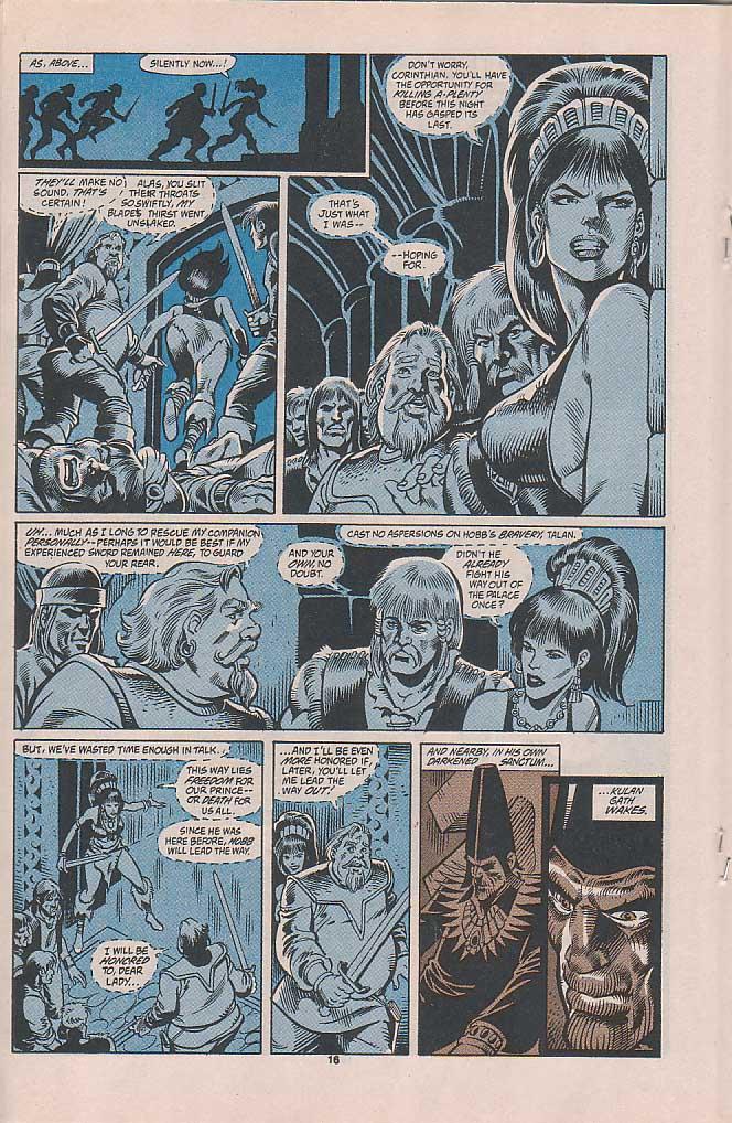 Conan the Barbarian (1970) Issue #253 #265 - English 13