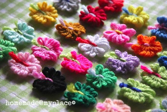 how to make tiny yarn animals