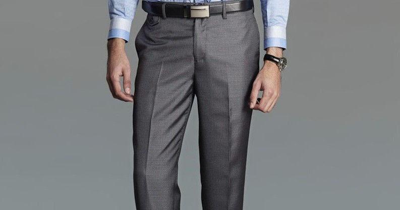 Выкройка спортивных штанов для мужчины