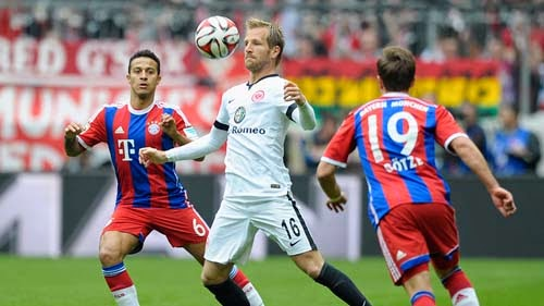 Video Full Match Bayern Munchen vs Eintracht Frankfurt 3-0 Bundesliga Matchday 28