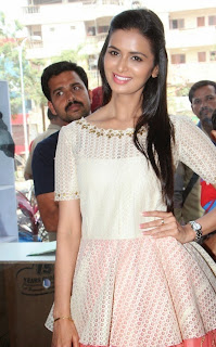 Actress Meenakshi Dixit Latest Pictures at Yes Mart Launch  27.jpg