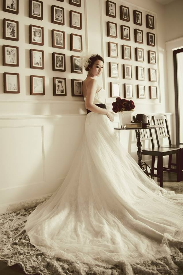 Designer Gown Tailor Made Gown for Oversea Photography or ...