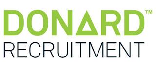 Donard Recruitment green logo