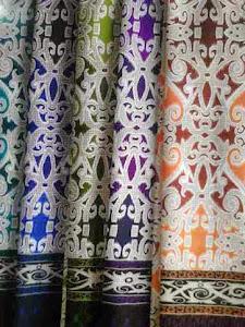 Batik motif