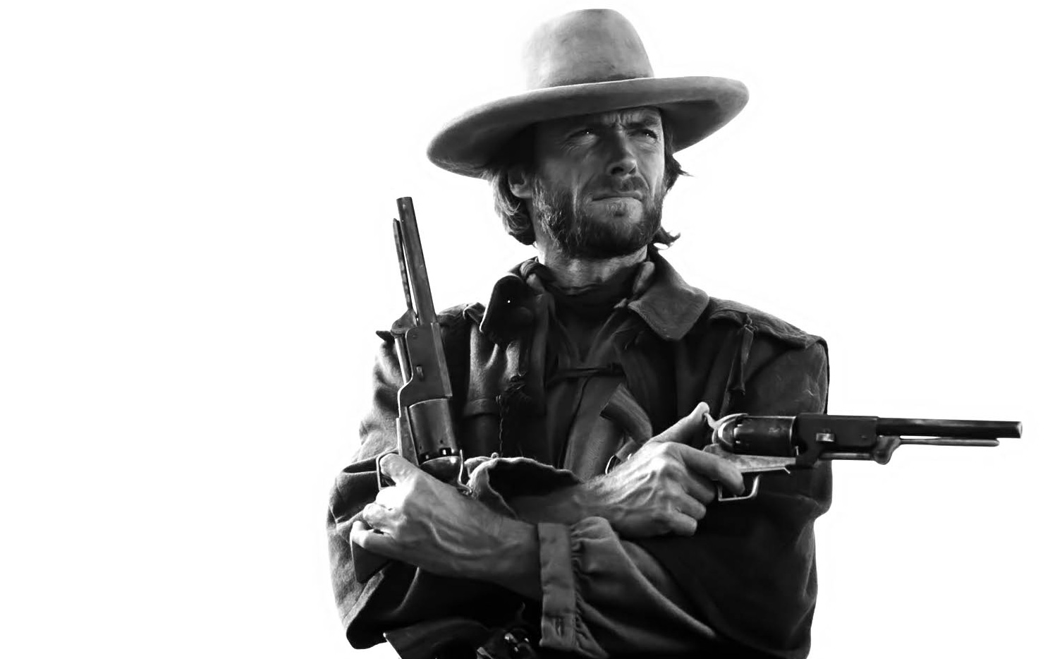 Clin Eastwood, westerns machirulo