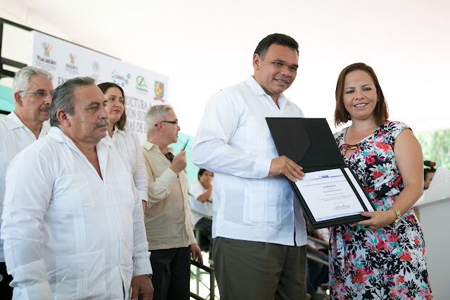 Más obras y acciones, para impulsar la calidad de vida en Maxcanú