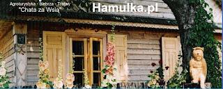 Photo of modernised old Polish cottage
