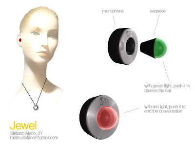 Innovative and Cool Bluetooth Necklaces (10) 10