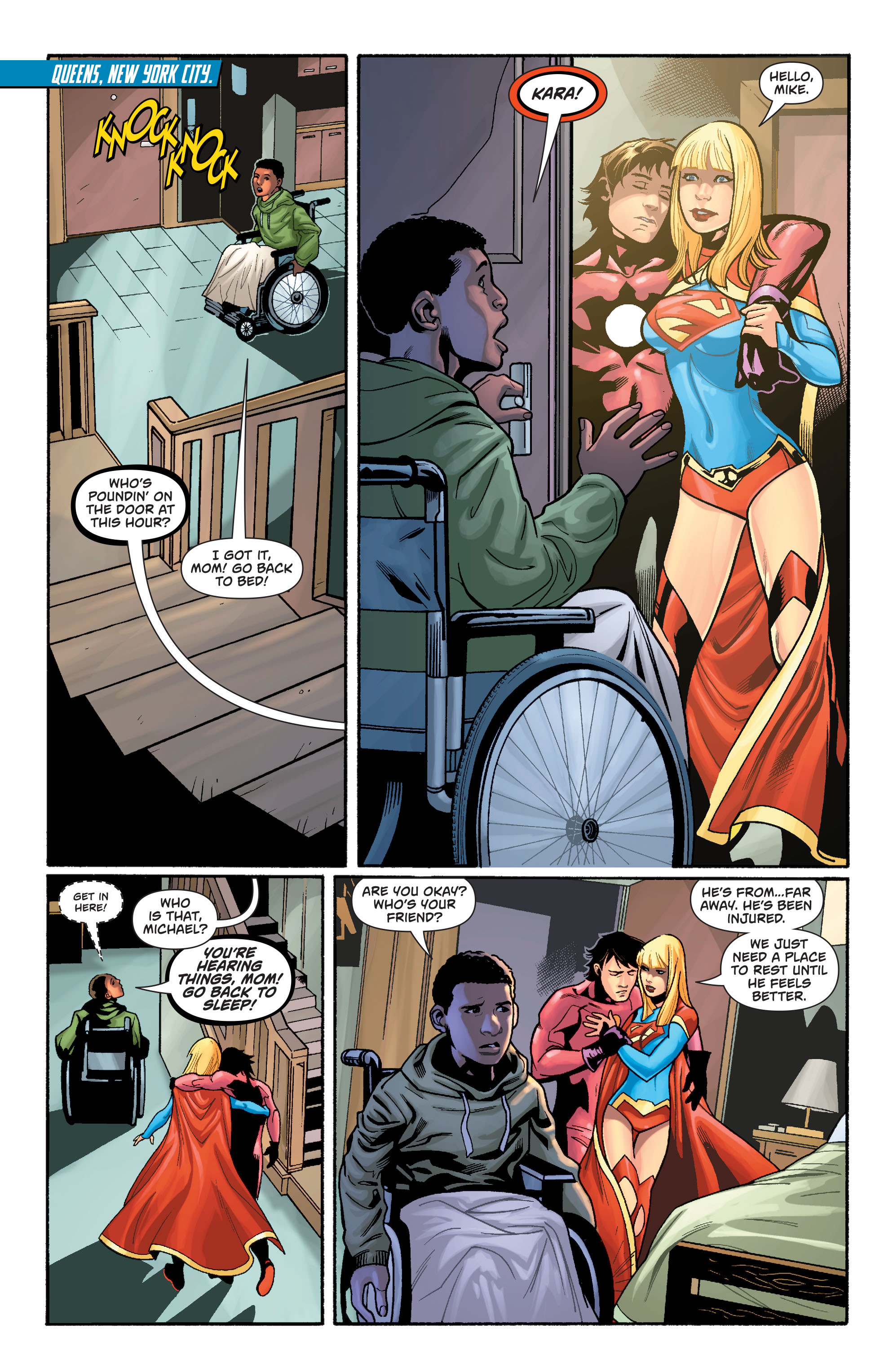 Supergirl (2011) Issue #39 #41 - English 9