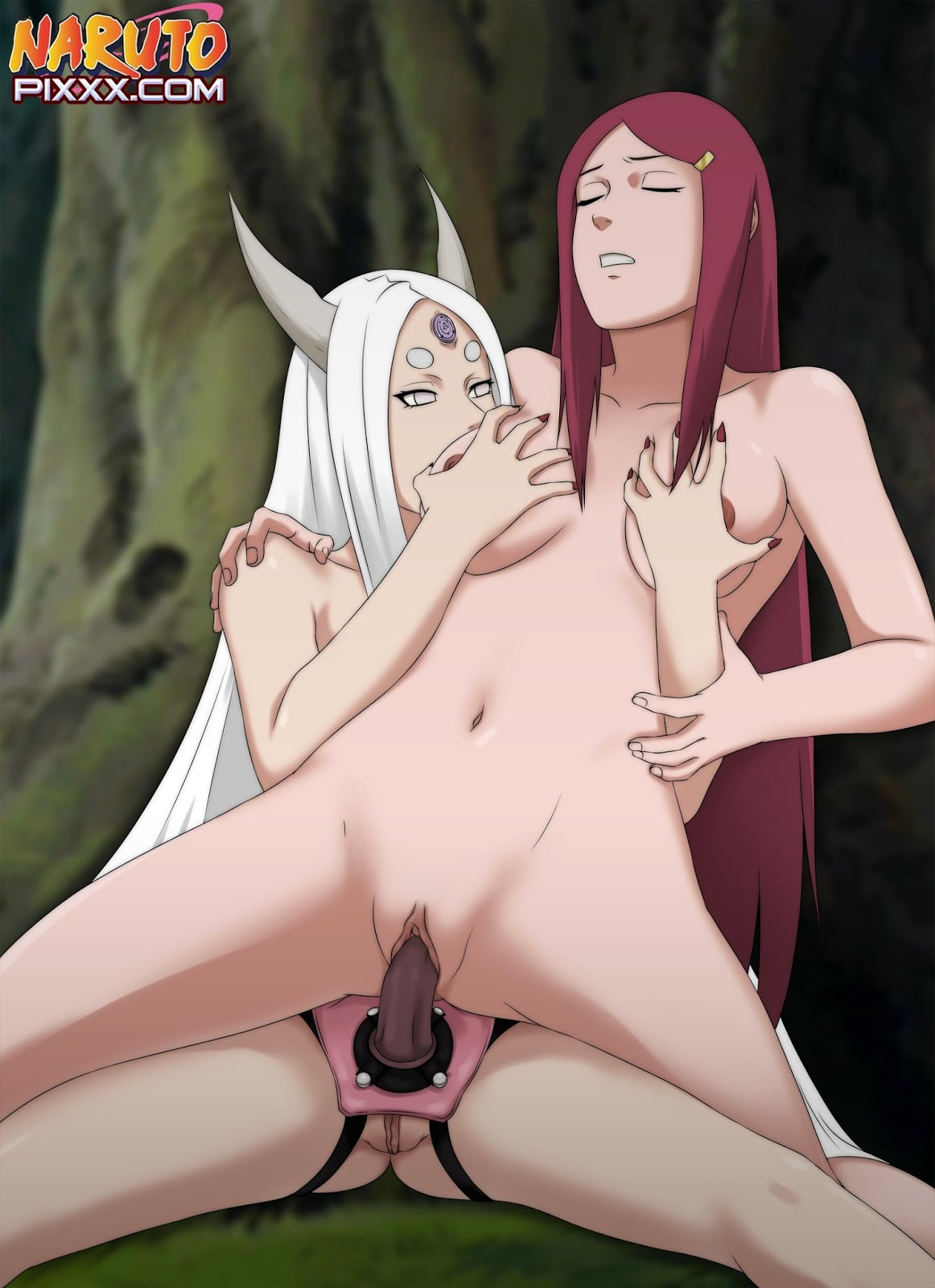 Naruto And Kushina Uzumaki Hentai