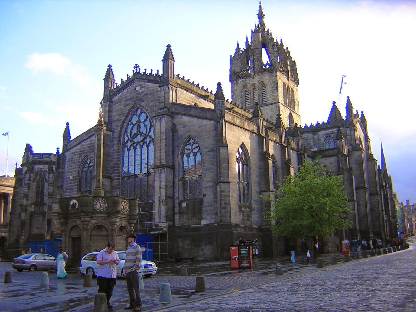 O que fazer - Edimburgo