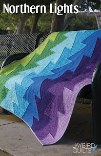 NorthernLights Pattern Cover Web Jaybird Quilts Block Giveaway