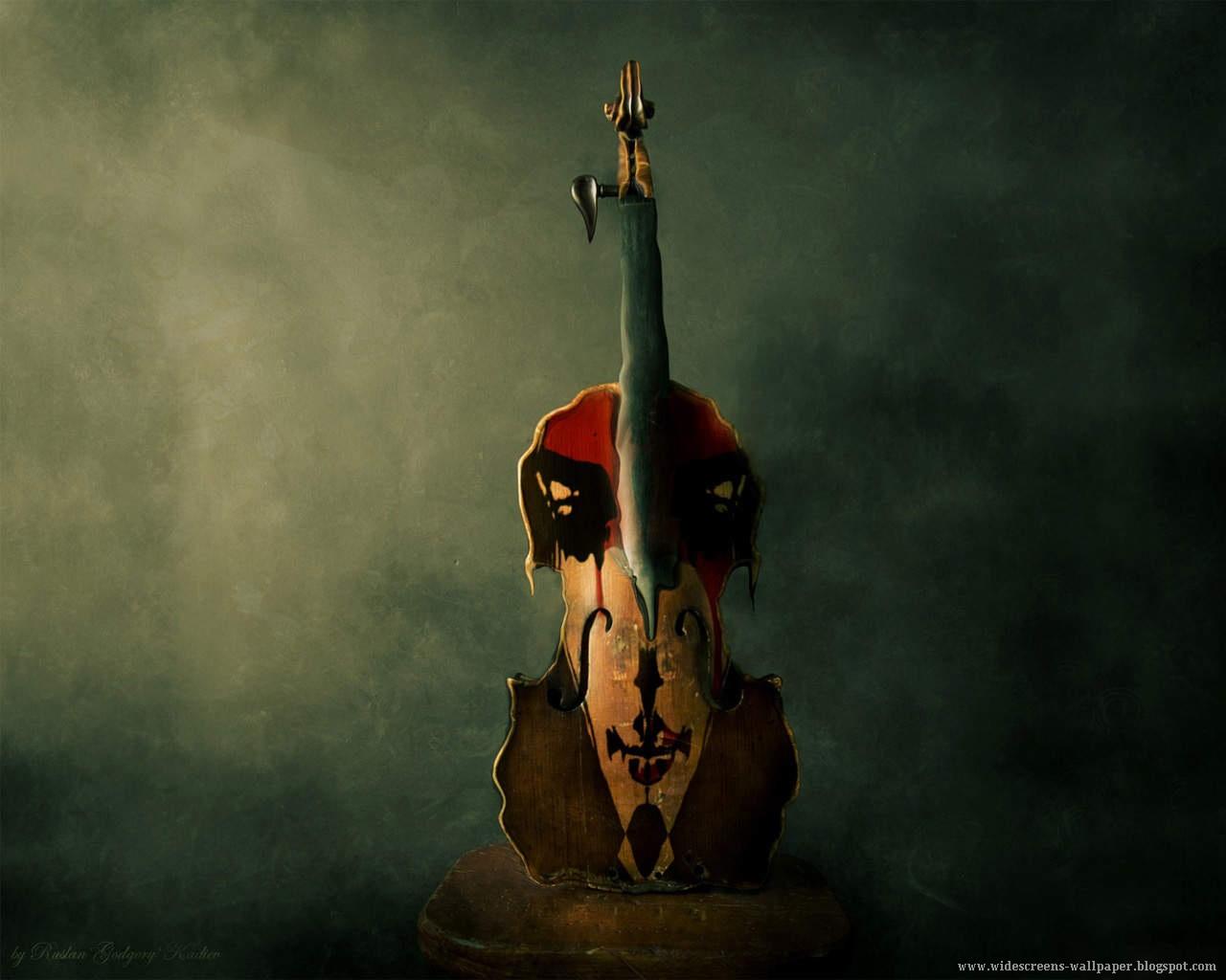 Nightmare violins - Music Violins Collection