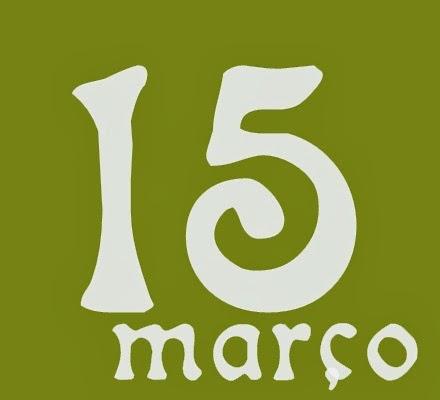 fatos históricos 15 de março