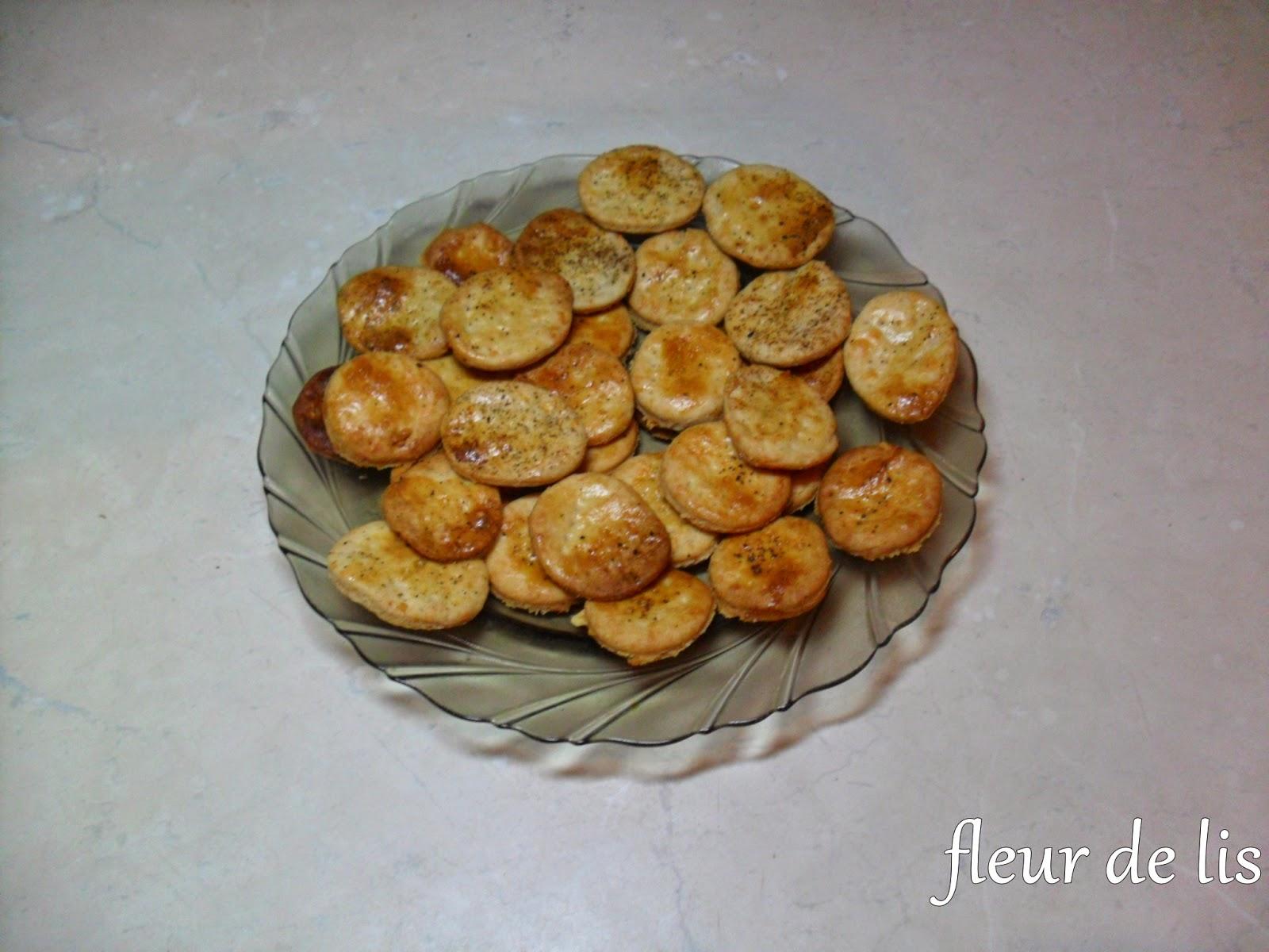 Крекеры рецепт с фото пошагово
