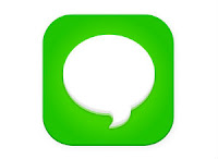 iOS iPhone Messenger Logo
