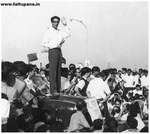 Shivsena Balasaheb Thackeray first rally