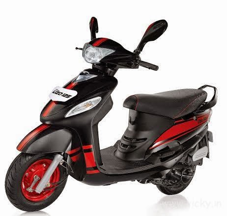 Mahindra launches new Rodeo UZO 125 scooter at Rs 47,957