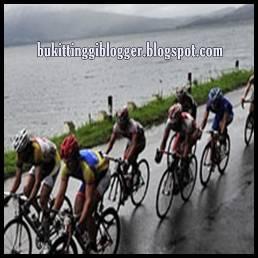 gambar foto sepeda peserta tour de singkarak 2013