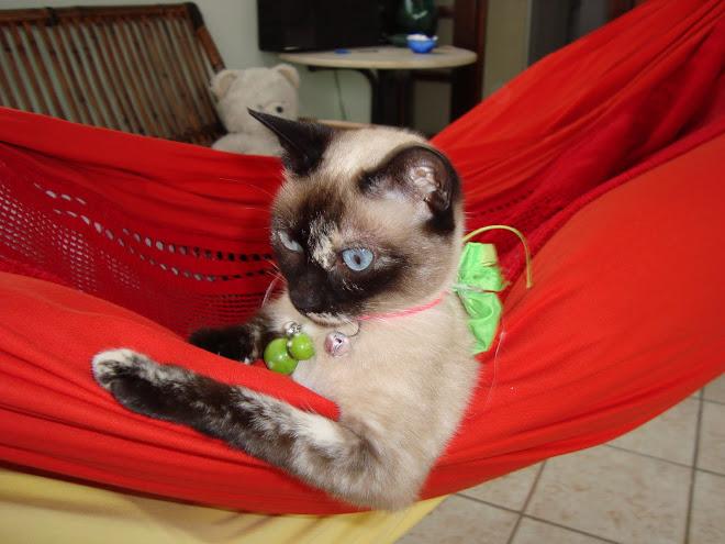 Severyna Oliver, meu xodó