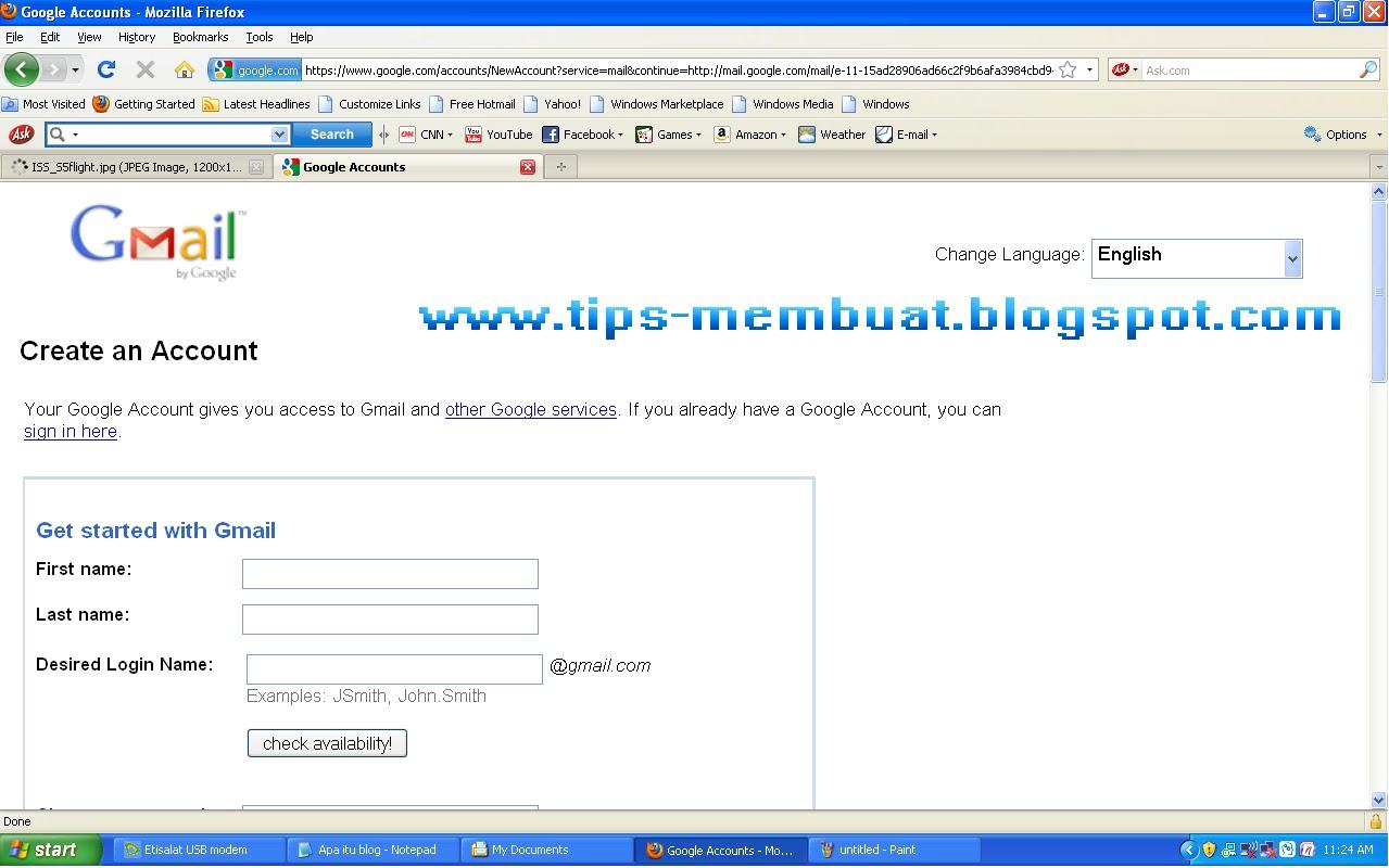 Cara Membuat Email Untuk Pemula - TUTORIAL GITAR LENGKAP
