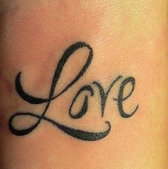 Love Tattoo Photos on Love Tattoos   Gallery Tattoo For 2012