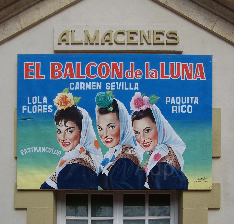 Alacant de profit una exposici n de cine 2 la magn fica - El balcon de la luna ...