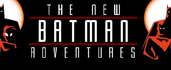 Resultado de imagem para the new batman adventures logo